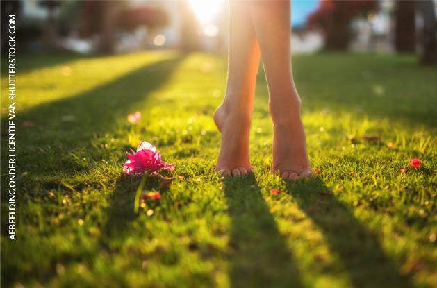 Vitaliseer jezelf op blote voeten!