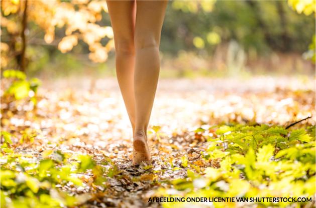 Meer energie met voetreflexologie